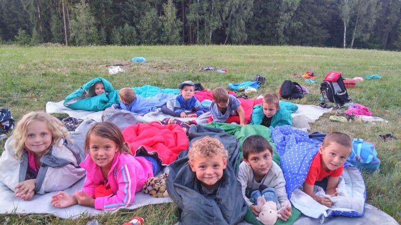 tábor pro předškoláky