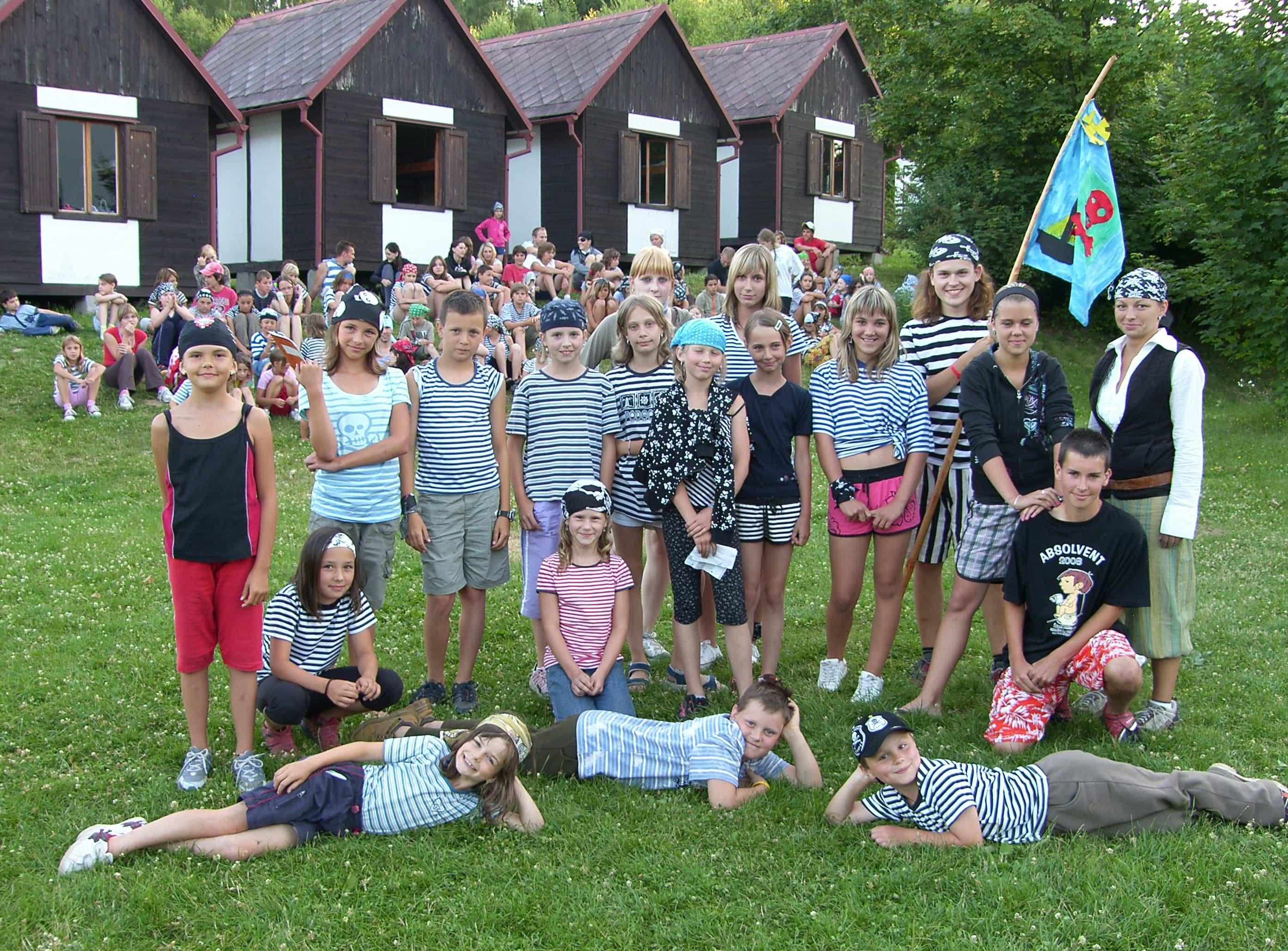 tábor na zkoušku tábor pro malé děti pardubický kraj