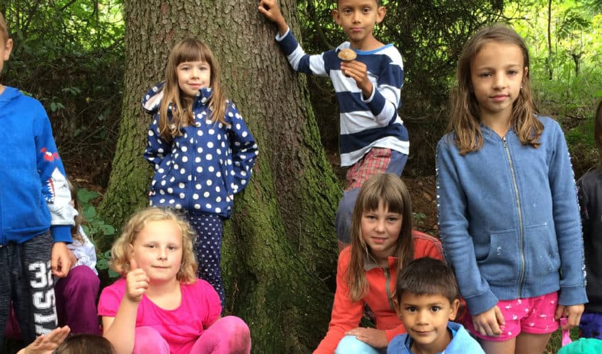 Škola v přírodě s programem, ubytováním a stravováním